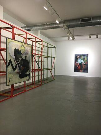 Daniel Domig, installation view