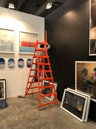 Momentum Fine Art at ZⓈONAMACO FOTO 2017, installation view