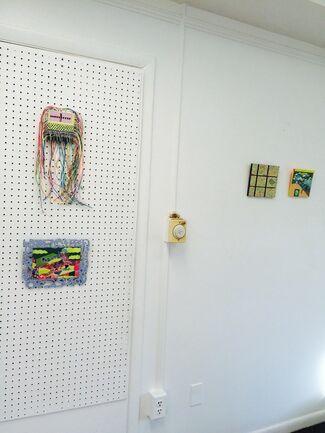 Ruminate My Rainbow Trees, installation view