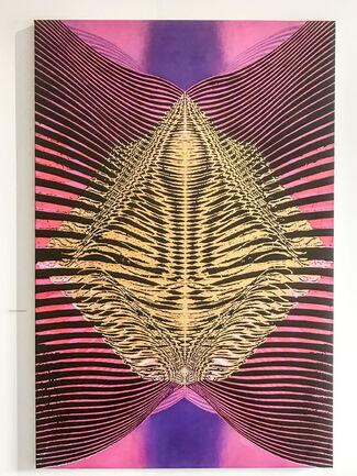 Fine Art Maya at LA Art Show 2018, installation view