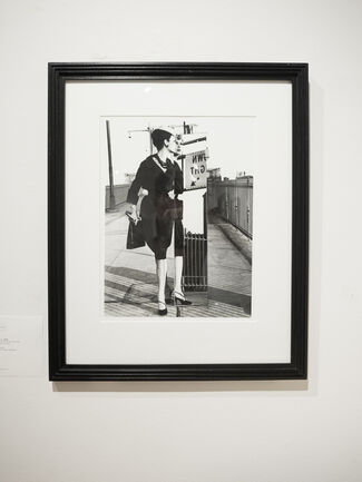 Women in Clothes: 20th Century Fashion Photographers, installation view