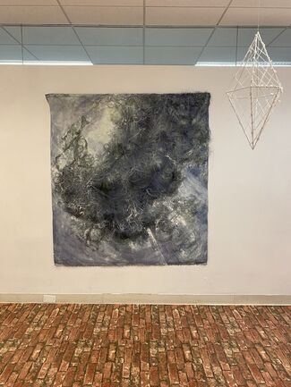 Monica King Projects at SPRING/BREAK Art Show 2021, installation view