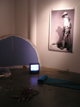 Camp Lucky: Summer of Carnage, installation view