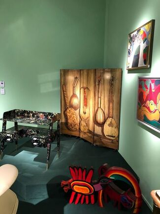 robertaebasta  at BRAFA 2018, installation view