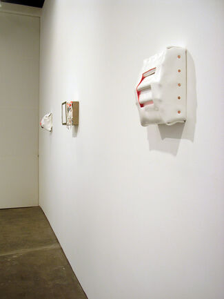 Jeff Conefry: Paint, installation view