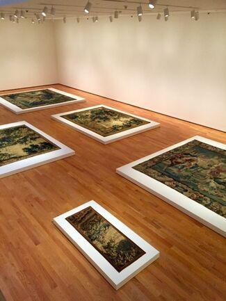 Sight Unseen: The Davis Reveals Its Hidden Tapestries, installation view
