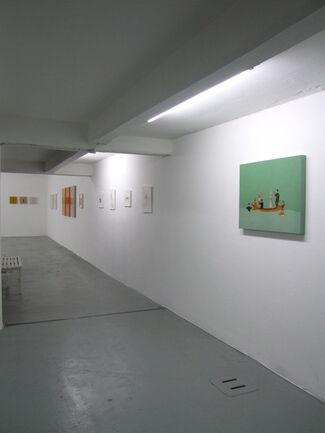 Empire: Edward del Rosario - Patte Loper, installation view