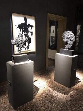 Maze - A Venetian Way, installation view