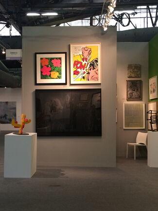 Chowaiki & Co. at Art Miami New York 2015, installation view