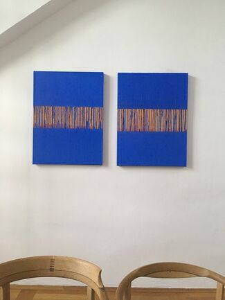 Manfred Mayerle, installation view