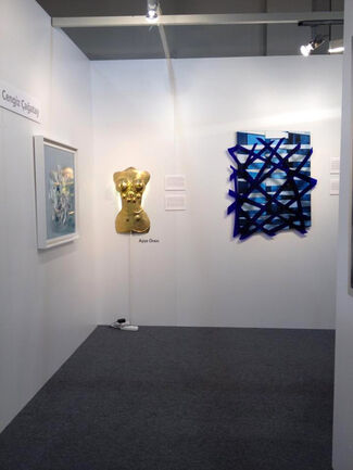 Galeri Mcrd at Contemporary Istanbul 2014, installation view