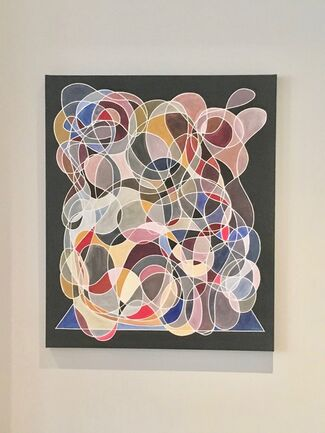 Alejandra Seeber, Cecilia Biagini, Vicky Barranguet, Isabel Turban, installation view