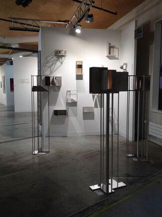 The Flat - Massimo Carasi at VOLTA12 Basel 2016, installation view