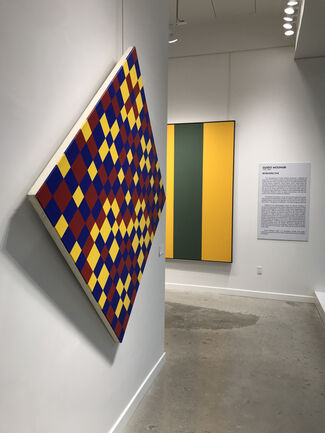 Guido Molinari, installation view