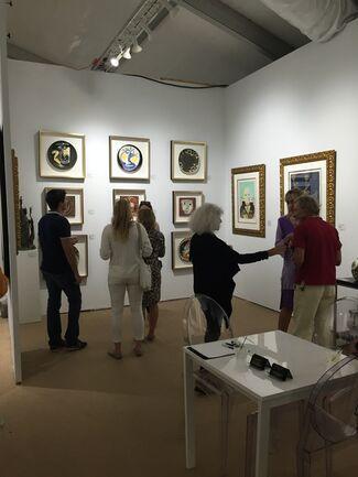 Masterworks Fine Art Gallery at Art Southampton 2015, installation view