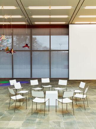 Franz West – ARTISTCLUB, installation view