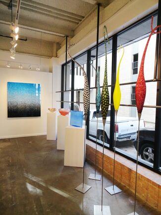 David Richard Gallery at Dallas Art Fair 2014, installation view