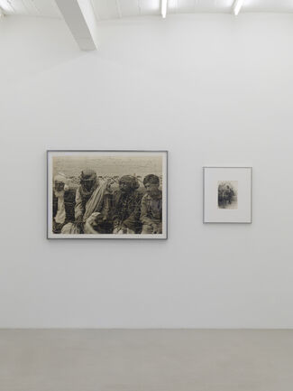 Sigmar Polke   Road Trip through the Middle East   Pictorial Photography from Afghanistan and Pakistan, installation view