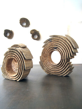 PAULO NEVES - Rings, installation view