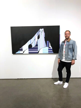 UNIX Gallery at Seattle Art Fair 2018, installation view