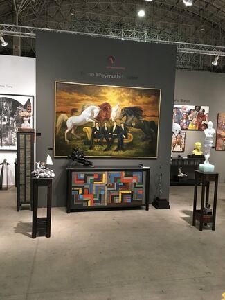 Gallery Victor Armendariz at SOFA CHICAGO 2017, installation view