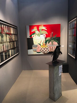 Rebecca Hossack Art Gallery at The Art & Antiques Fair Olympia Summer 2017, installation view