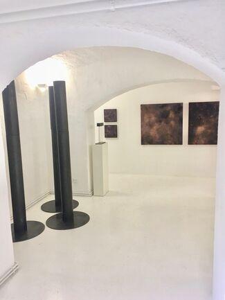 THE SPACE WITHIN Katharina Lehmann / Jürgen Heinz, installation view