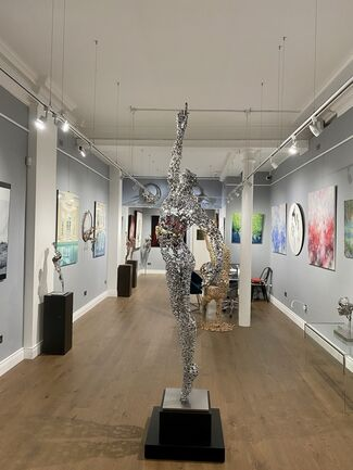 Mixing Styles, installation view