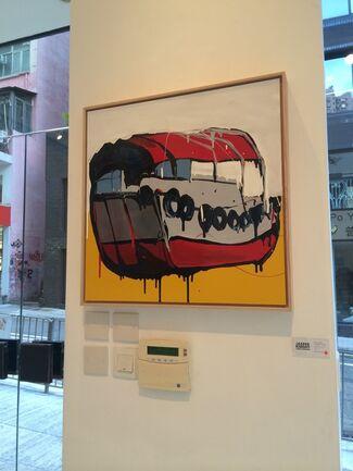 Jasper Knight | Jumbo Kingdom, installation view