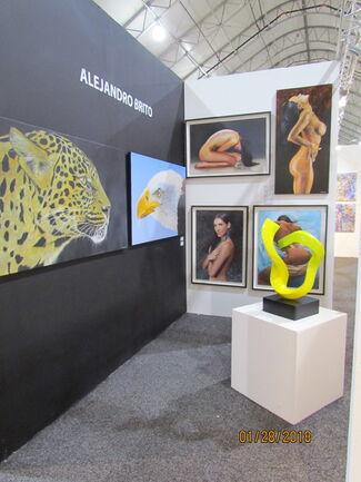 ART EXPO LAS VEGAS, installation view