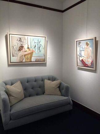 Francine Van Hove, installation view