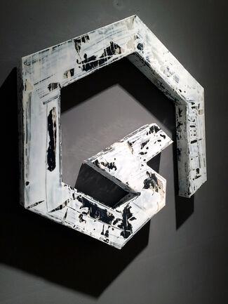 Jorge Enrique   Borders, installation view