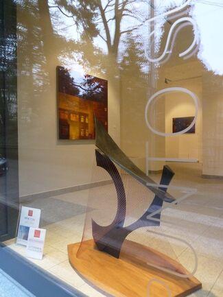 RITMI E TONI   Jürgen Durner - Giorgio Tonelli - Marcello Corrà, installation view