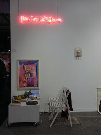Eugster    Belgrade at artgenève 2018, installation view