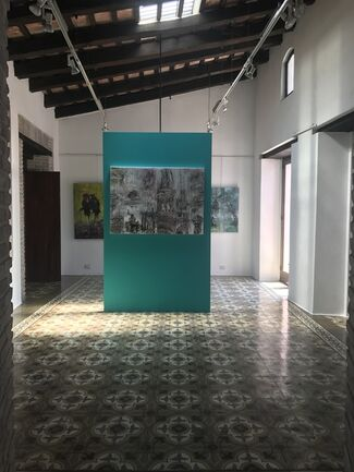 Relations, installation view