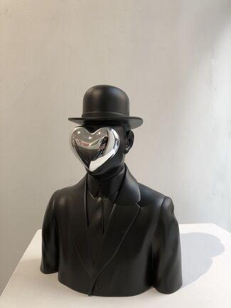 """We Happy Few"", installation view"