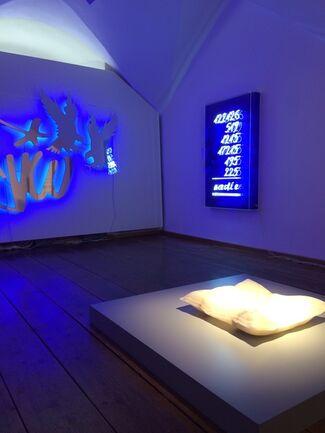Decoding Scripture & Picture, installation view