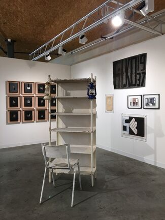 SODA gallery at VOLTA13, installation view