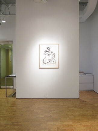 Jack Tworkov: Drawing the Figure, installation view