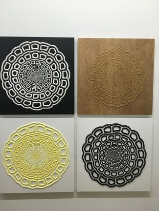 Taste of Art: Gareb Shamus, Jo Fabbri, Jovana Djuric, installation view