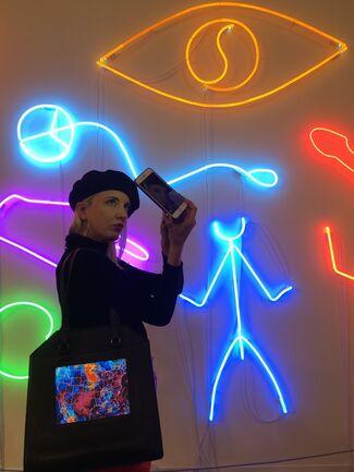 Annka Kultys Gallery at Frieze London 2017, installation view