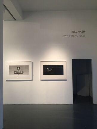 Erich Nash : Western Pictures, installation view