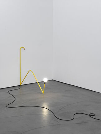 COSAR HMT at Art Brussels 2015, installation view