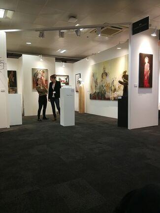 Galerie Calderone at London Art Fair 2019, installation view