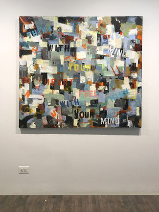 New Works by Gallery Artists, installation view