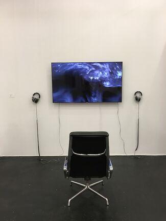 Galerie Brigitte Schenk at Art Cologne 2018, installation view