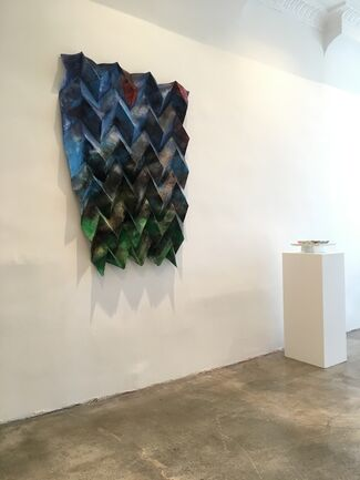 hands on, installation view