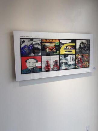 Allen Zeleski, installation view
