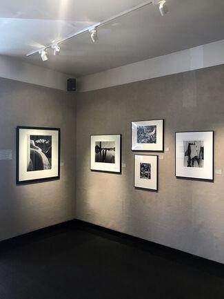 BRETT WESTON: ABSTRACTIONS, installation view
