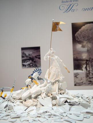 War and Pieces, installation view